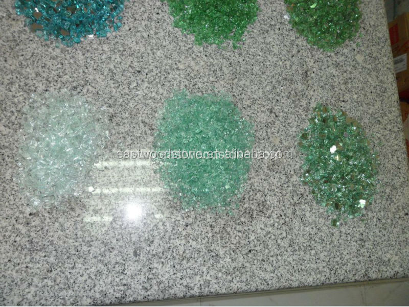 Wholesale price gas fire glass