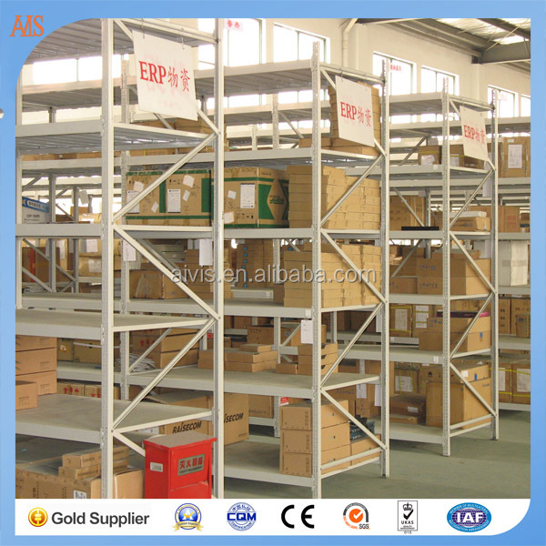 Hot Selling Longspan Shelving, Used Library Shelving from China Supplier