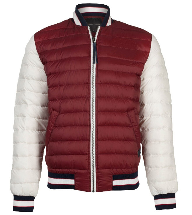 Baseball Down Types Of Jacket Fabric Material