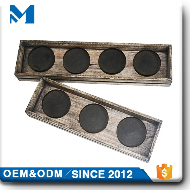 Light Mdf Plate Wooden Craft Wooden Candle Holder Set & Buy Cheap China wooden candle holder crafts Products Find China ...