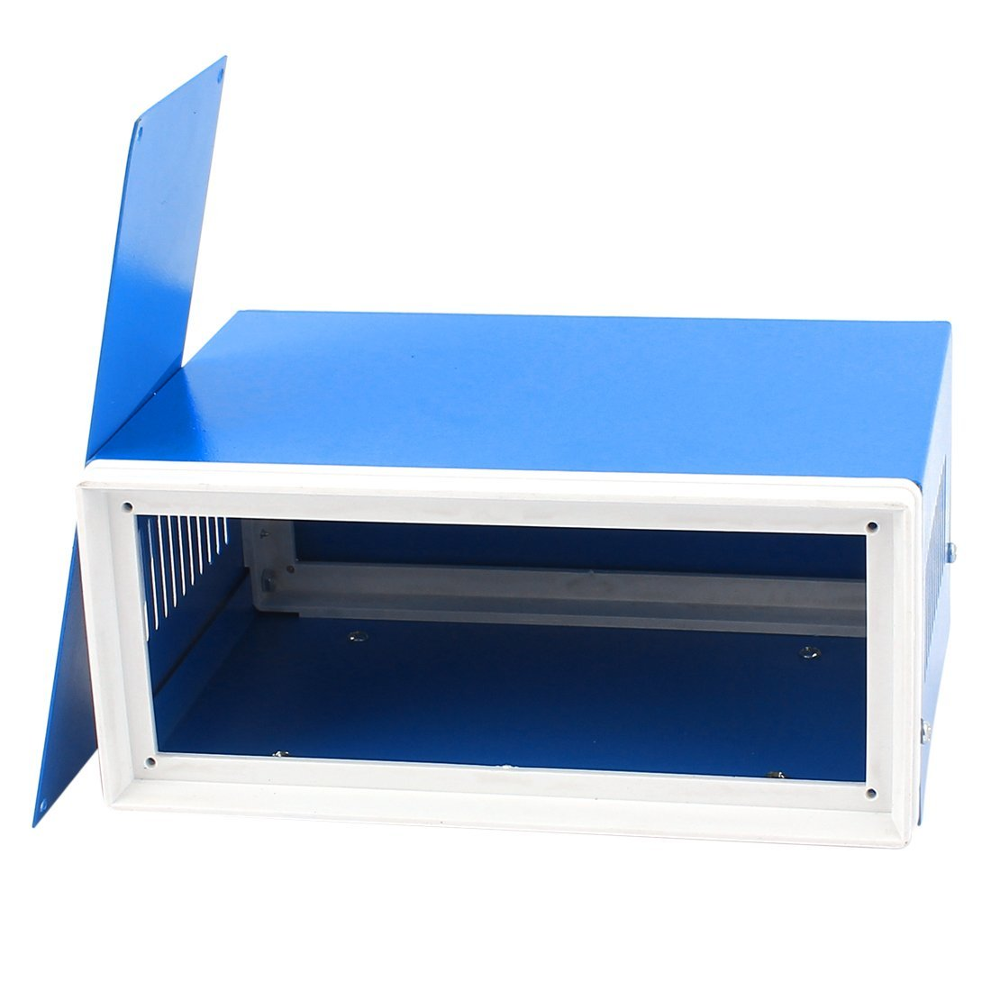 """uxcell 6.69"""" x 5.12"""" x 2.95""""(170mmx130mmx75mm) Metal Junction Box Universal Project Enclosure"""