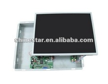 10inch Open Frame LCD AD screen with touch screen