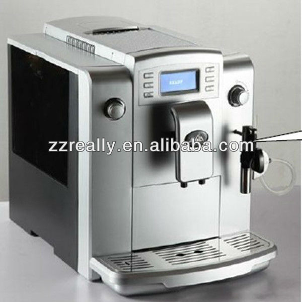 Fully Auto ESPRESSO Coffee Machine with CE Approved