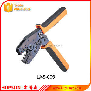LAS-005 0.5-10mm2 insulated terminal crimpers modular crimping tool