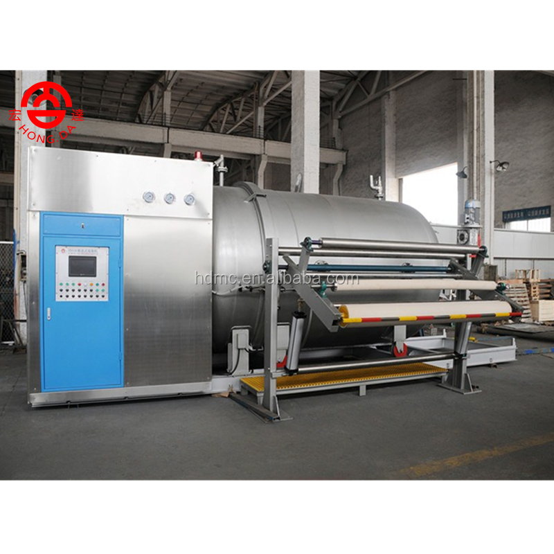 Polyester fabric jig dyeing machine