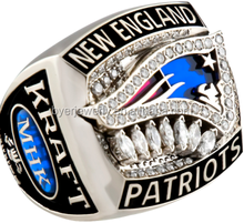 New England patriots super bowl championship ring NFL