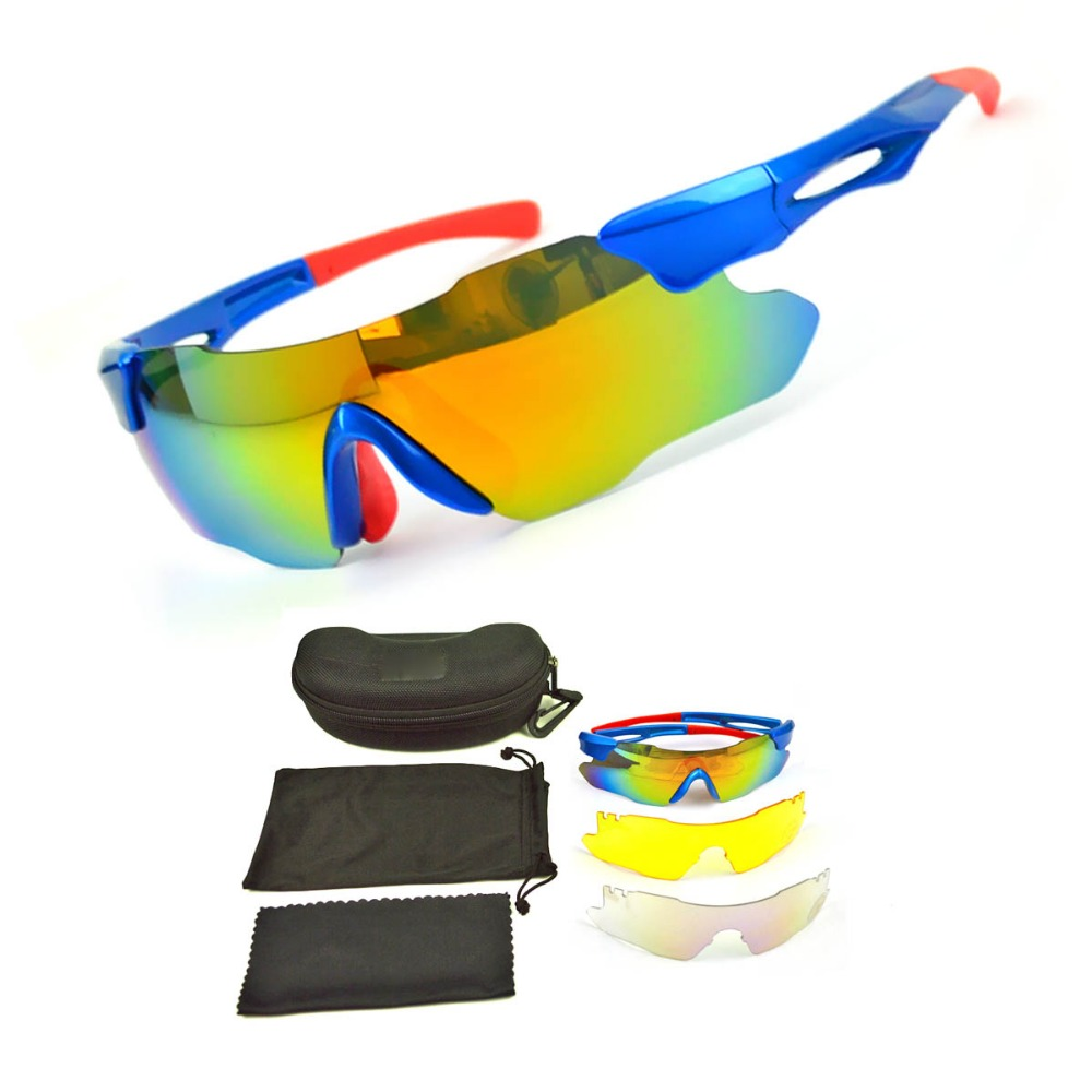Designer rimless interchangeable Sports Glasses