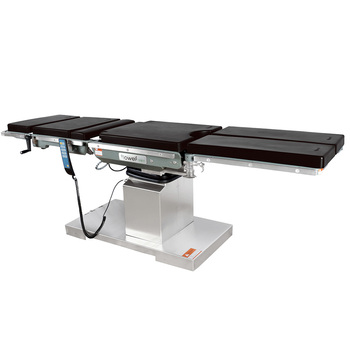 Electro Hydraulic Operating Room Table Orthopedic Instruments With