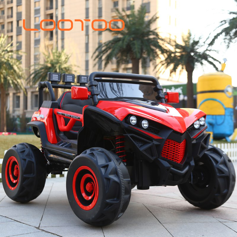 LED light 6V4.5*2 battery powered ride on toys for toddlers / kids electric toy car / children electronic car