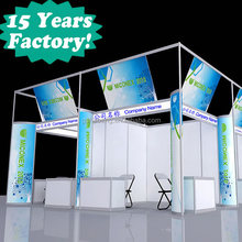 exhibition booth system panel linking booth exhibition equipment in linking style