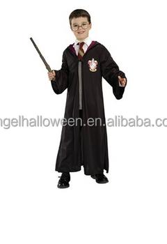Hot Sale Kids Cosplay Costume Popular Carnival Harry Potter Costume