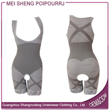 Full Body Slimming Sex Image Sexy Bamboo Fabric Body Shaper