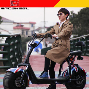 Newest high quality wholesale electric scooter 800w citycoco scooter
