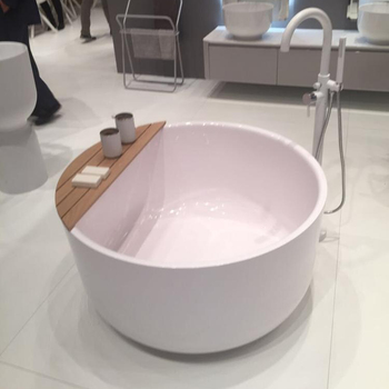 Custom Made Bathtub 2 Person Soaking Tub Quartz Bathtub,Japanese