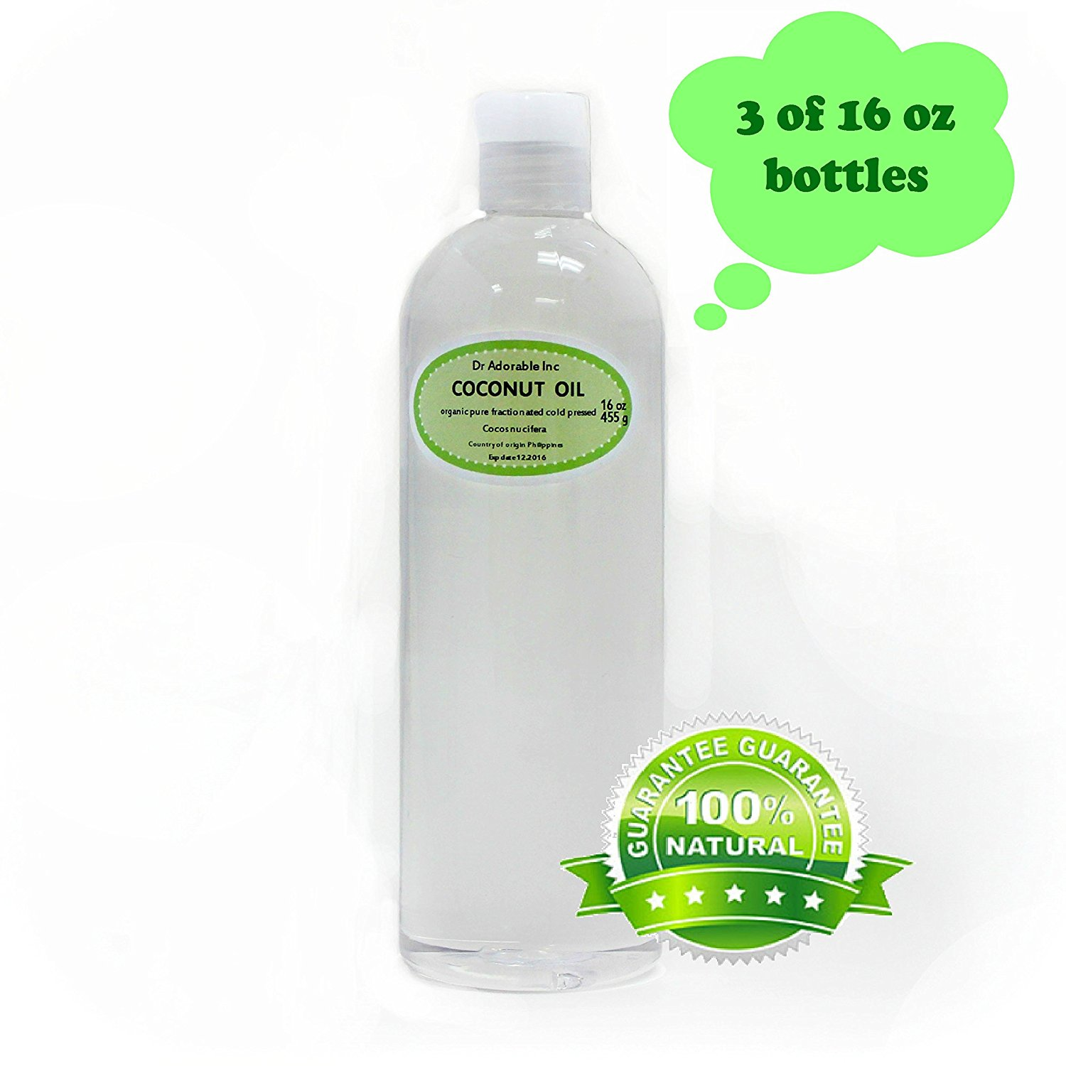 Cheap Coconut Oil Find Deals On Line At Alibabacom Virgin 125 Ml Get Quotations Fractionated Pure Organic Raw By Dradorable 48 Oz 3 Pint