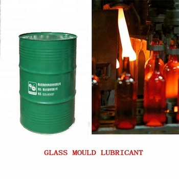 Bottle molding glass industrial lubricants