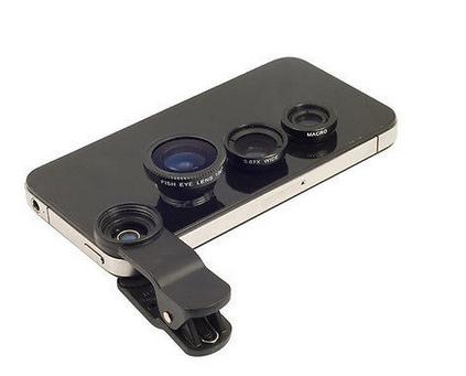 Handy kamera objektiv fisheye objektiv für handy zoom handy teleskop