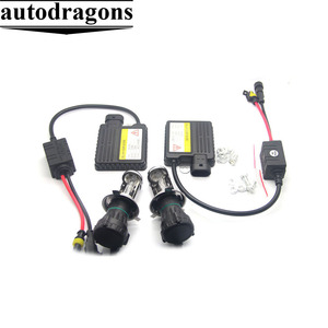 2X 35W Ignition Blocks Slim Ballast Xenon hid kit replacement H4 xenon H7 H8 H10 H11 H27 HB3 HB4 H13 9005 H1 Car led
