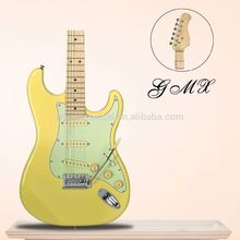 High quality wholesale electric guitar guitar guitar with maple fingerboard headstock