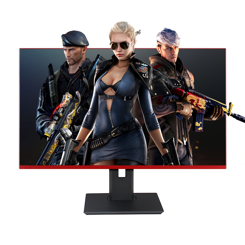RGB 4 karat Monitor Ips Panel Tyoe-c Eingang China Fernsehen Monitor full HD 27 zoll 4 karat LED desktop-monitor
