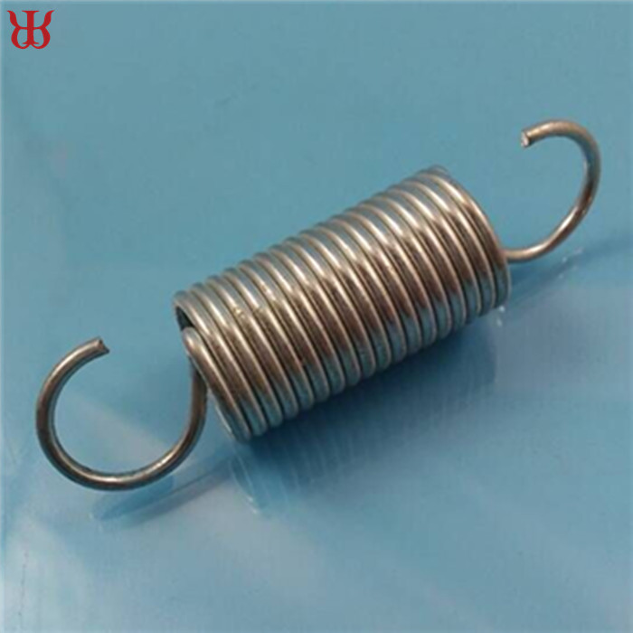 Manufacturer Excavator track recoil high tension spring