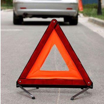 Автомобиль светоотражающий автомобиль для три штатив дорога парковка безопасности рамка неисправности