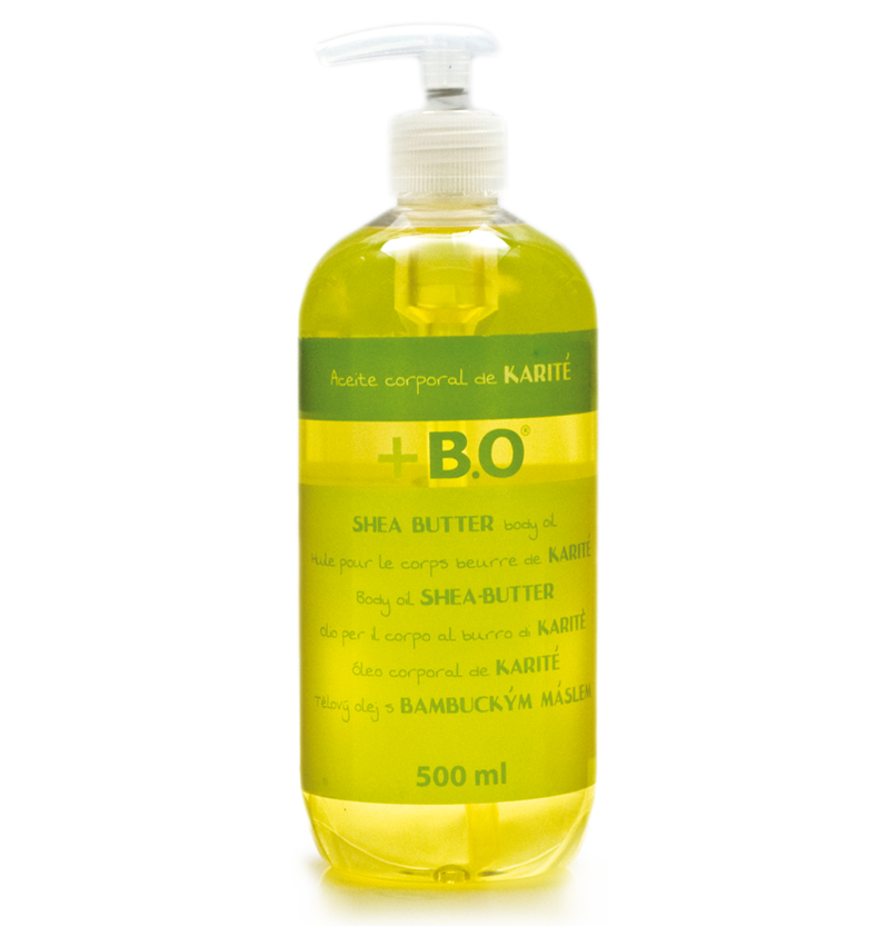 +BO KARITE BODY OIL