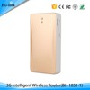 Openwrt Router Wireless Dual SIM Slot Card WIFI 3g Router with RJ45 Port