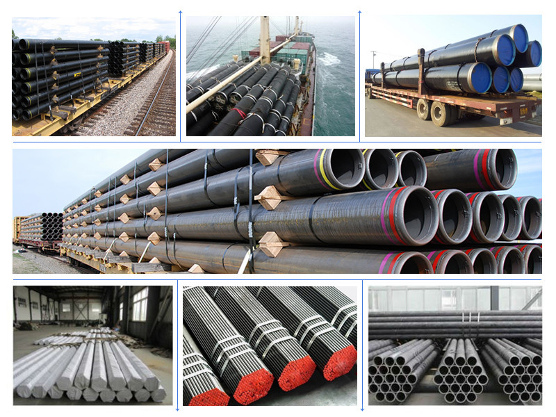 Casing Pipe N80 Api 5ct 20