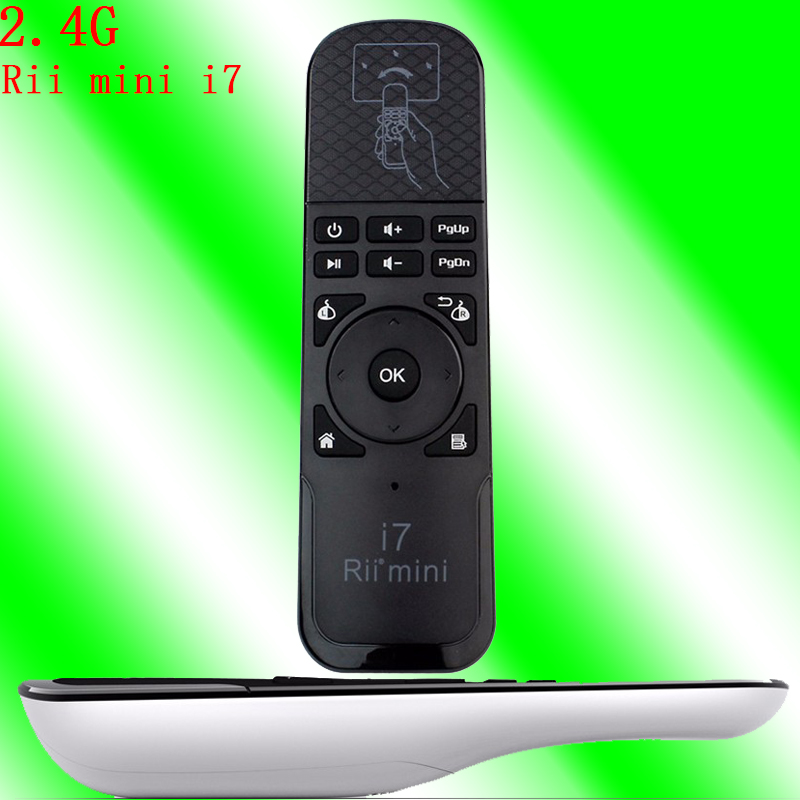 Rii i7 universal tv remote control codes for sony tv wireless smart tv remote control