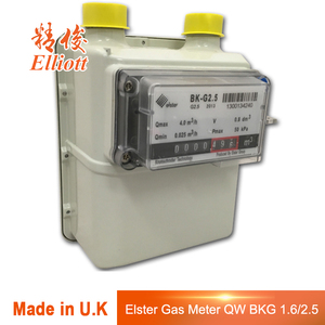 Wholesale Premium Diaphragm Gas Meter 2.5 m3/h flow rate
