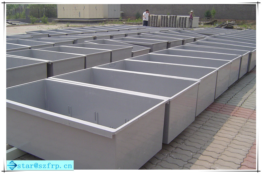 Frp fiberglass indoor fish farm tank buy frp reaction for Surface fish ponds