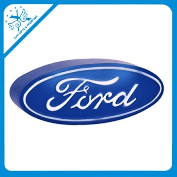 custom car logo ford car logo stress toy car logos with