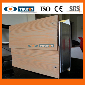 100% Non-Asbestos Outdoor Wall Siding Exterior Wall Panels Fiber Cement Board Siding