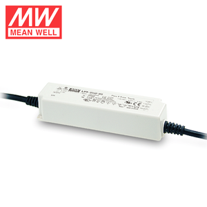 Meanwell Waterproof IP67 25W Transformer 220V 24V AC LPF-25D-24 Dimmable Led Driver