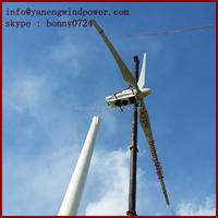 Wind generator price , 50kw 60kw 100kw 200kw wind turbine