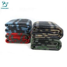 No.1 China blanket factory high quality army wool blanket direct sale