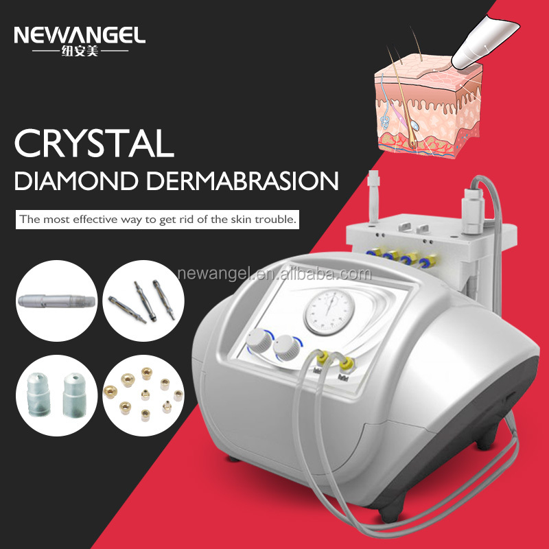 Distributor wanted deep cleaning skin spa 5 functional diamond dermabrasion