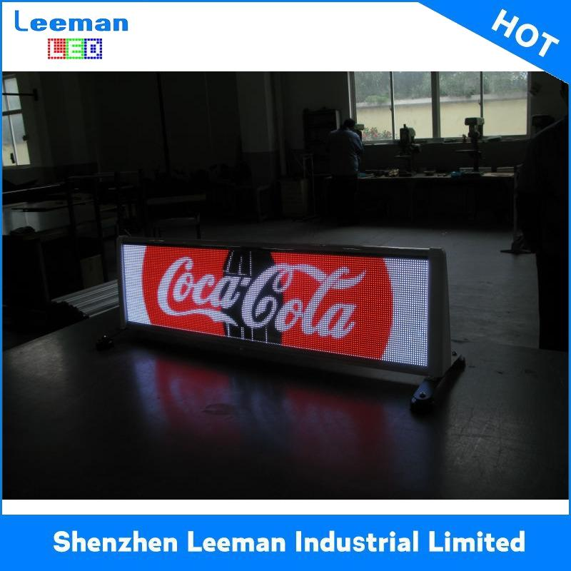 car led roof signs outdoor led display