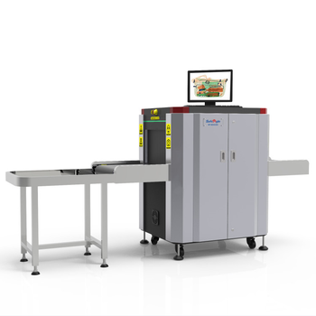 Safeagle Hp-se5335c 7 Color Imaging X-ray Baggage Scanning Machine Price  For Security Screening - Buy Baggage X-ray Machine Price,X Ray Luggage