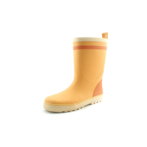 solid girls wellington boots cheap girls welly boots yellow kids rainboots