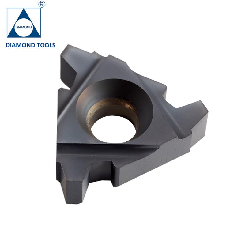 10p 22ER5.0ISO SMX35 CNC lathe Threading Turning   Carbide Inserts Blades