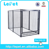 dog kennel house run panels cage model