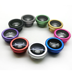 Hot Selling Mobile Phone Wide Angle Camera Mini Fish Eye Lens with clip