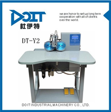 DT-Y2 2016New type good price LCD double disc rhinestone beading machine