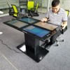 Waterproof touch screen conference table game table with touch screen