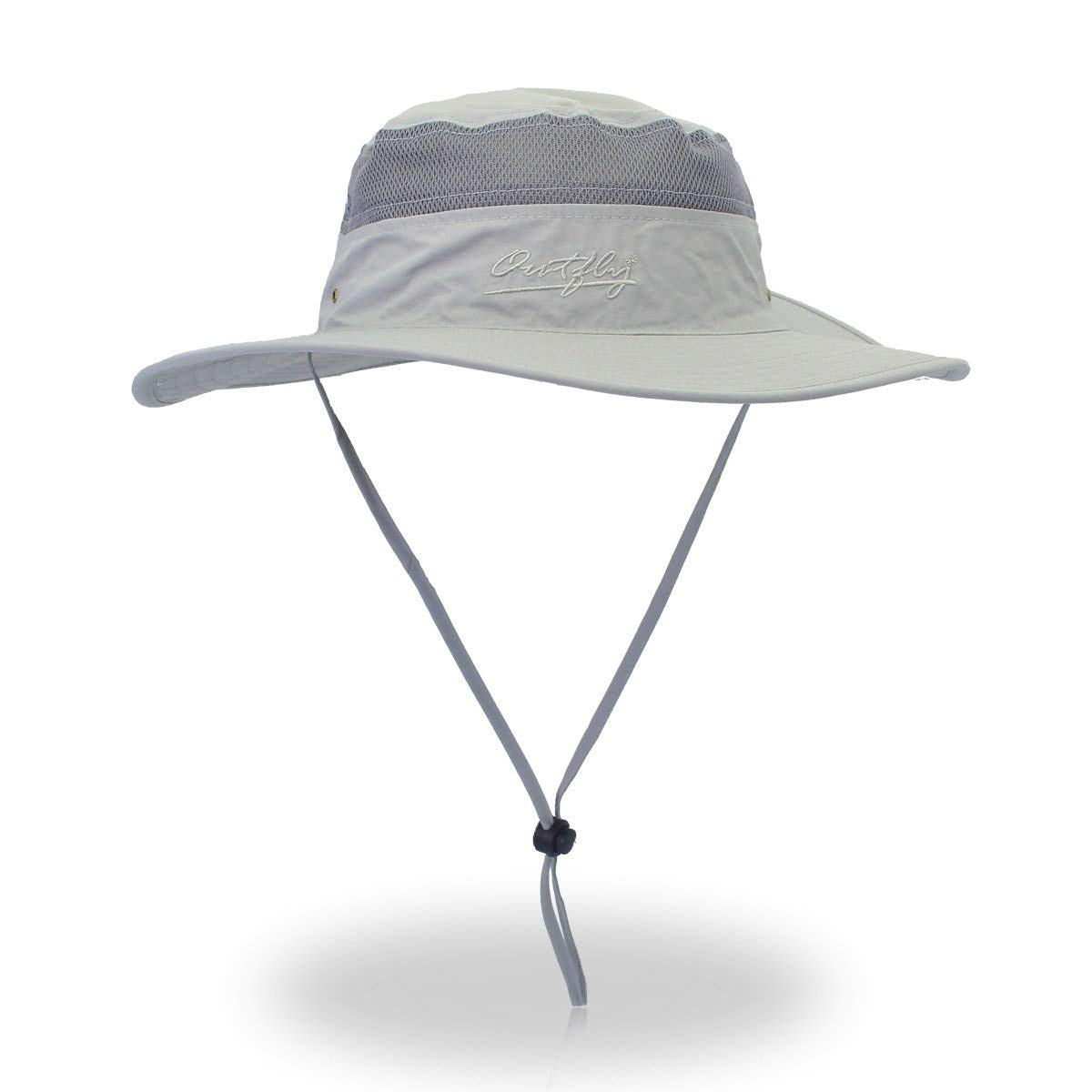 125f67753159a Get Quotations · Duakrs Unisex Wide Brim Sun Hat