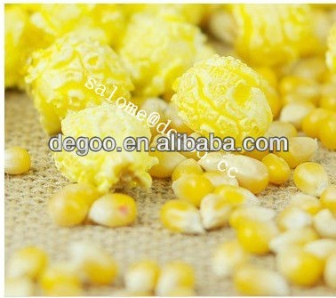 Commercial American Mushroom Popcorn Production Line
