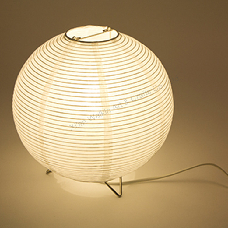 Indoor Lighting Table Lamp Rice Paper Buy Table Lamp