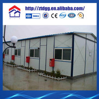 Eco-friendly low cost timber homes from China manufacturer